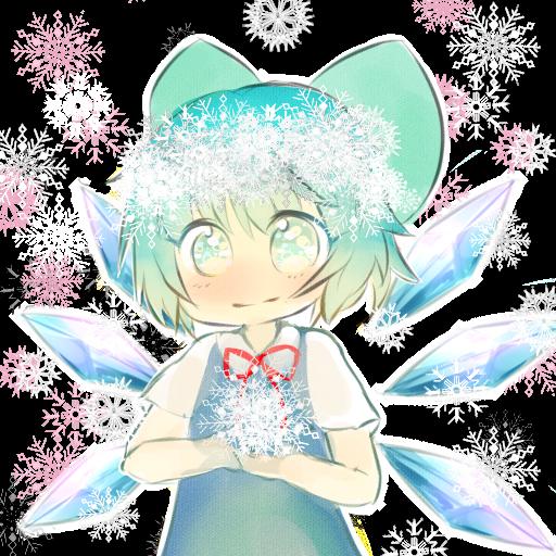 Snowflake crown by Koitshi