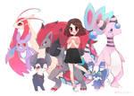 [C] Pokemon Team - 9