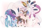 [C] Pokemon Team - Adult Marcia