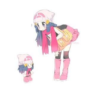 Happy Pokemon Day - Smol Dawn