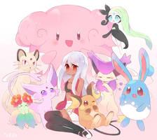 [C] Pokemon Team - #21 by Koitshi