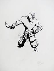 Ink Juggernaut