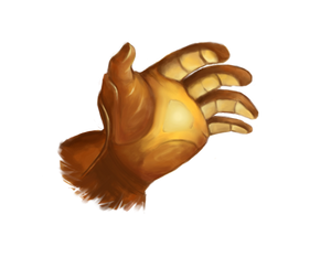 Hand of Midas logo - TFP