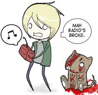 Silent Hill - It's Broke by DrJekyllMrHyde