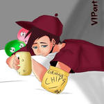 Timmy Turner by Gr199s