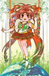 Sailor Earth - Contest by Dellirium