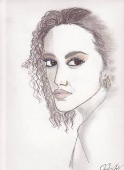 Portrait of V, 2