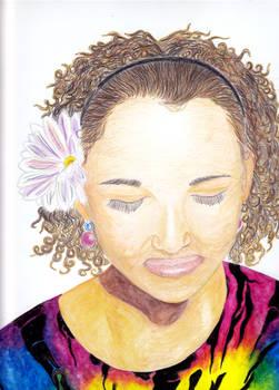 Niccolina Pierre my wife