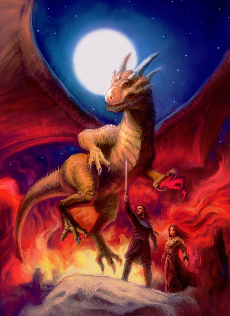 Dragonheart by SharksDen