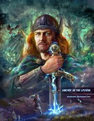 Sword in the Storm by SharksDen