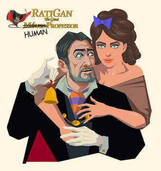 Professor Ratigan by SharksDen