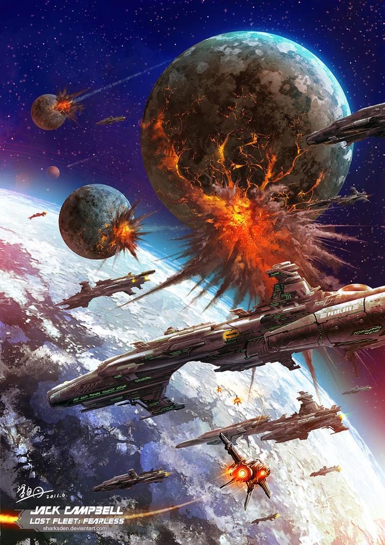 The Lost Fleet Fearless By SharksDen On DeviantArt