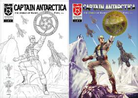Captain Antarctic