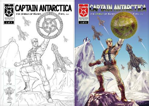 Captain Antarctic by SharksDen