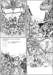 Discworld City Watch by SharksDen