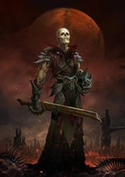 Dead Knight by SharksDen
