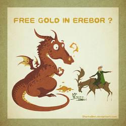 Free Gold In Erebor