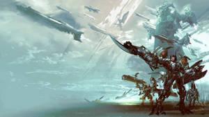 Iron Men by SharksDen