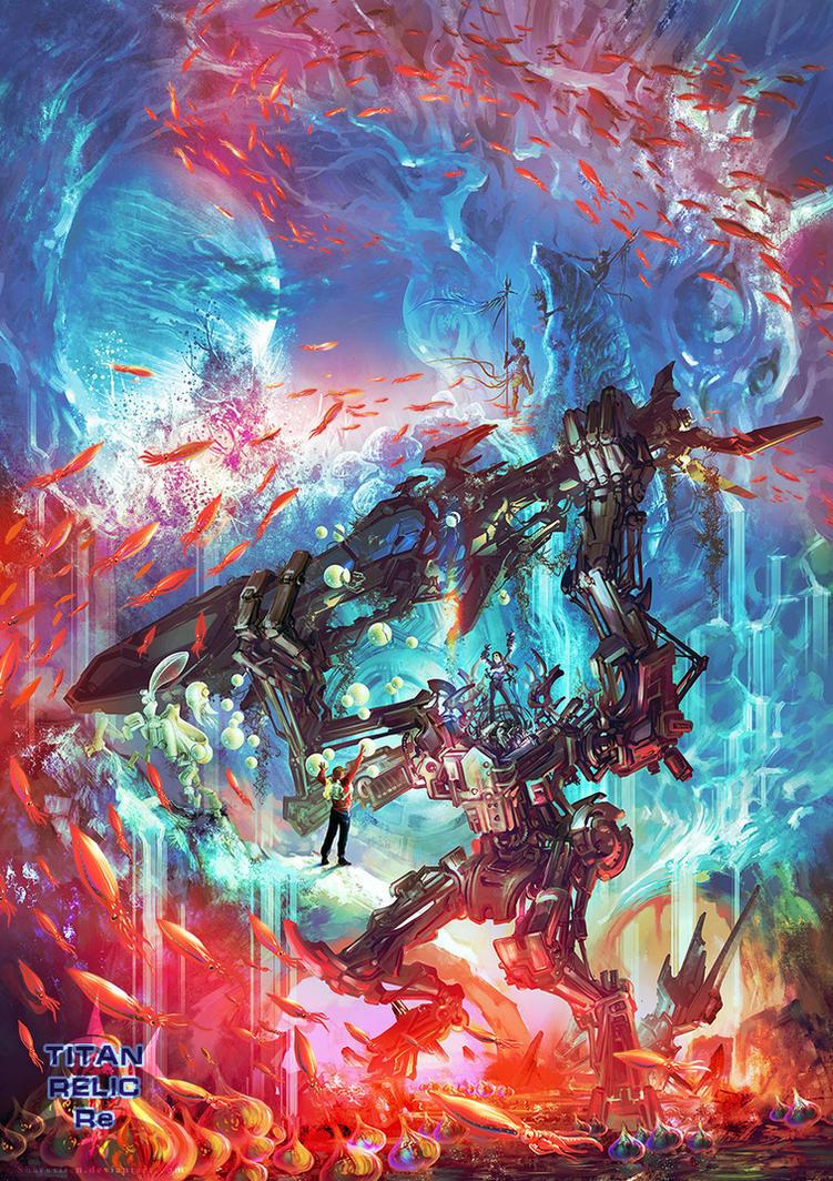 Titan Relic Re by SharksDen