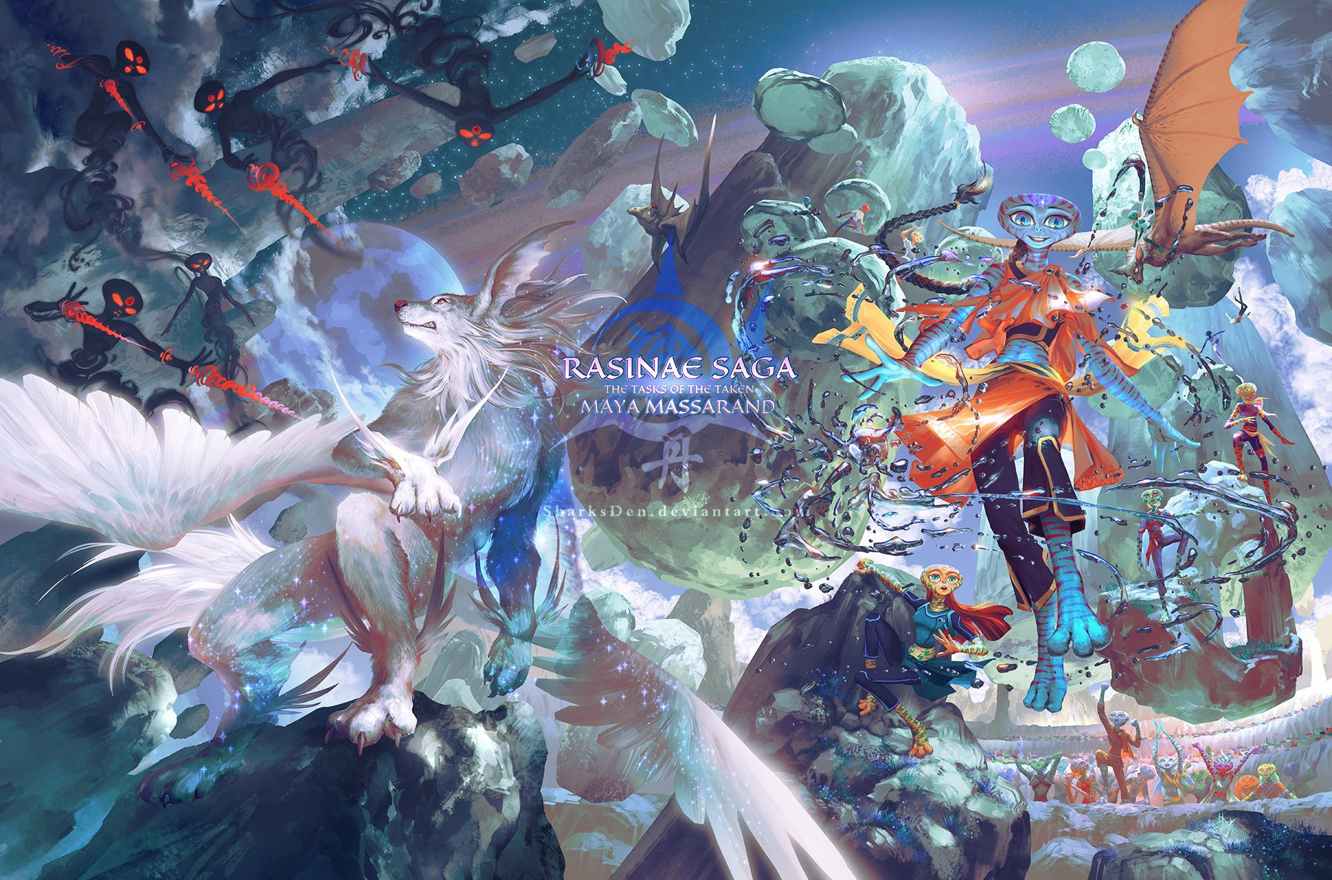 Rasinae Saga by SharksDen
