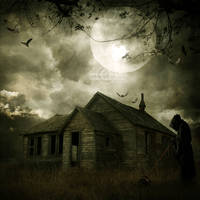 +The Haunted+ by moroka323