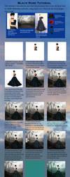+BlackRose-Blending Tutorial+ by moroka323