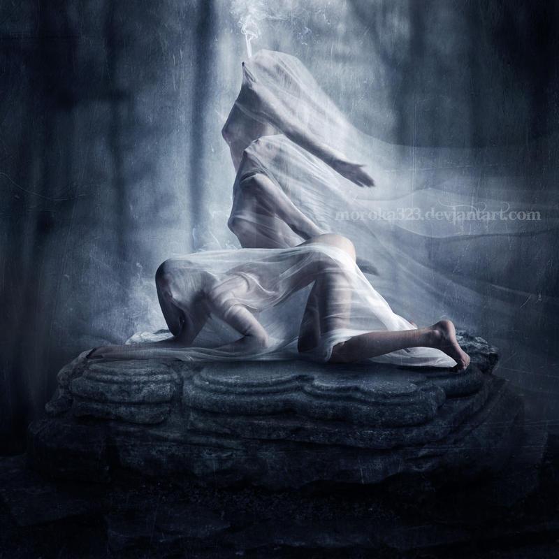 Ghost by moroka323