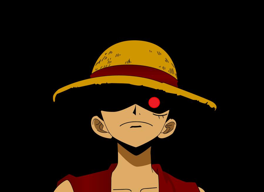One Piece Evil Luffy b...