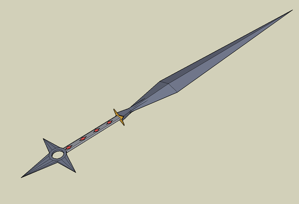 The Vagabond's Bow Kunai_sword_by_mcdraw