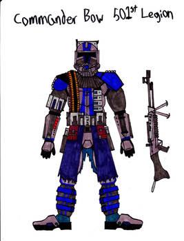 Commander Bow