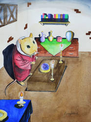 Mouse The Sorcerer