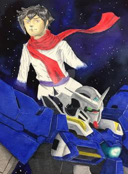 Setsuna and Exia