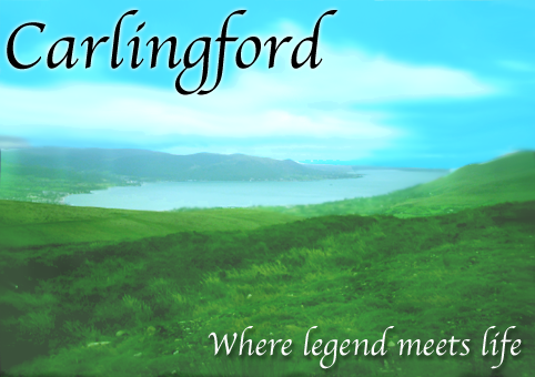 Carlingford- Postcard by RiniMac