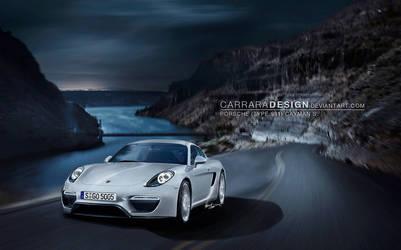 2013 Porsche Cayman S by CarraraDesign