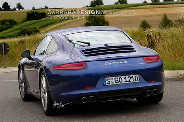 2012 Porsche 911 by CarraraDesign
