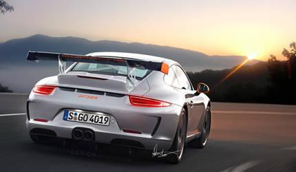 2014 Porsche 911 GT3 RS by CarraraDesign