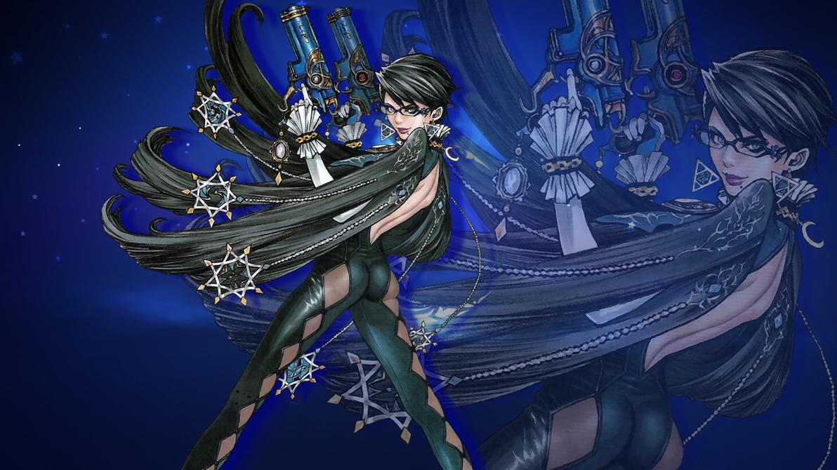 Bayonetta Umbra Witch – Arpf