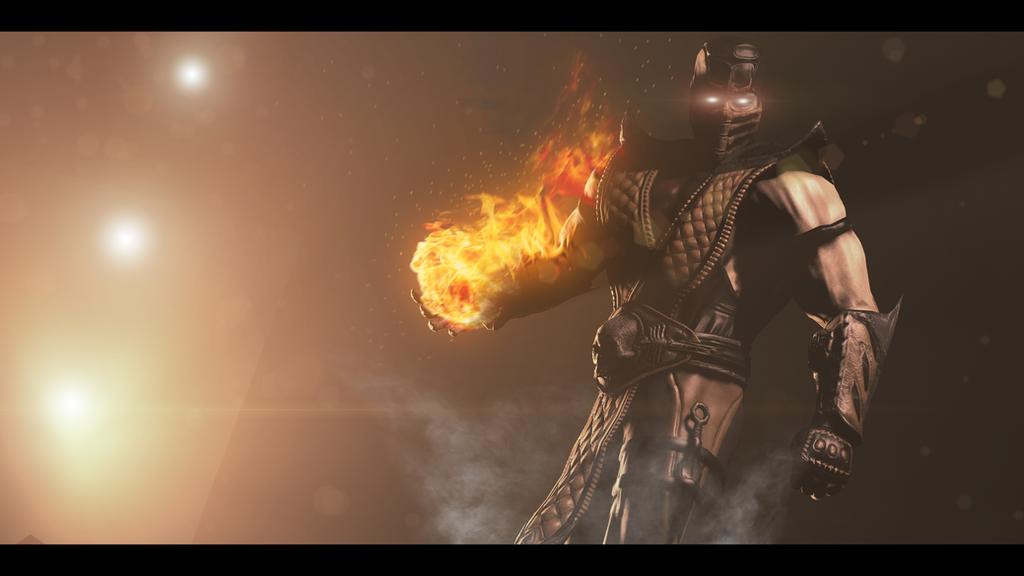 Scorpion is hell by Rammkap
