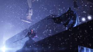 Deathstroke vs. Batman