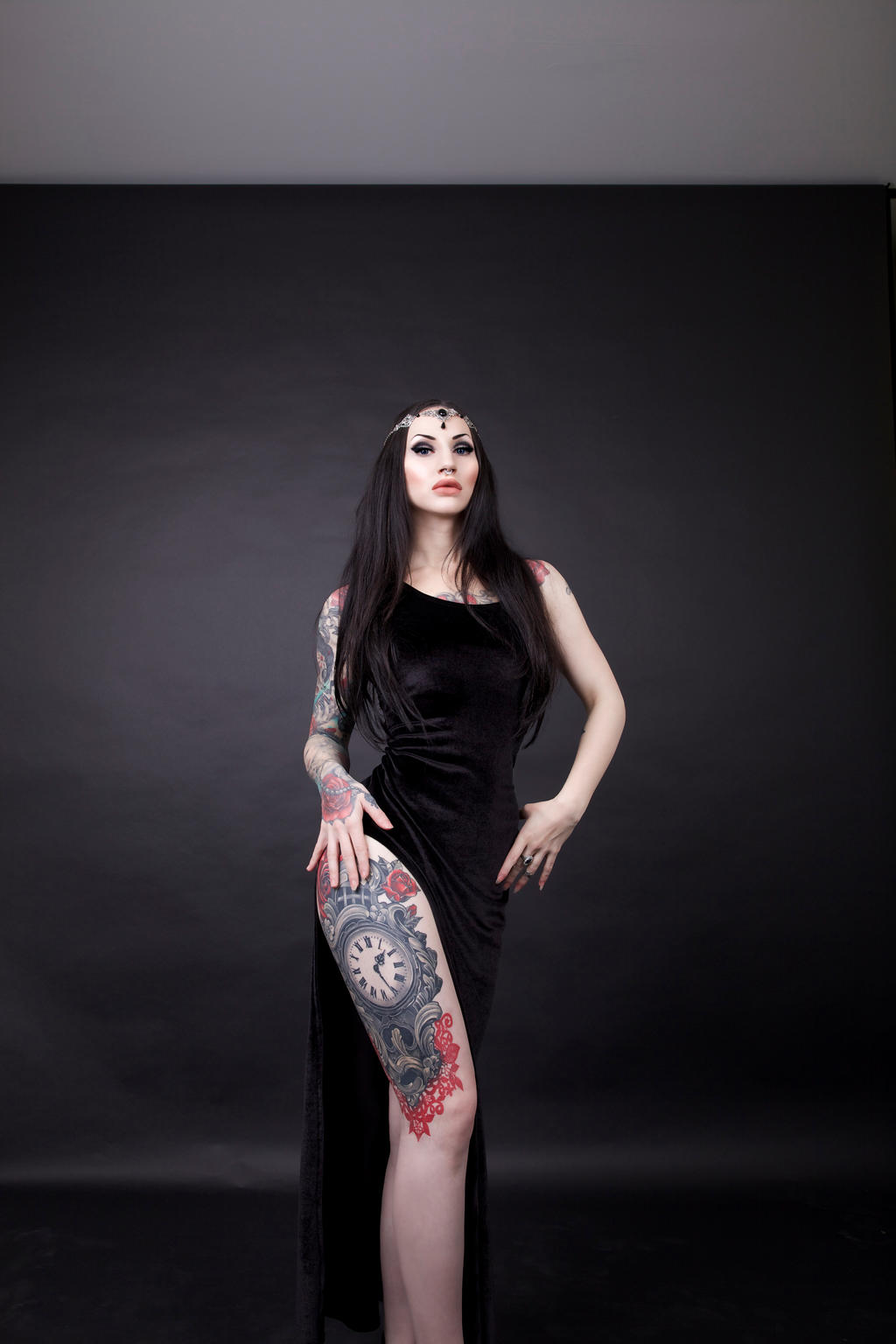 Eleine Gothic Model Stockphoto By MissEleine On DeviantArt