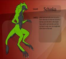 Schinkn the sergal