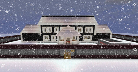 Minecraft mansion 2 update 2 of 2