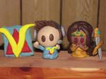 Venturian Fan-made Clay Figurines!