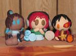 BethanyFrye Fan-made Clay Figurines!
