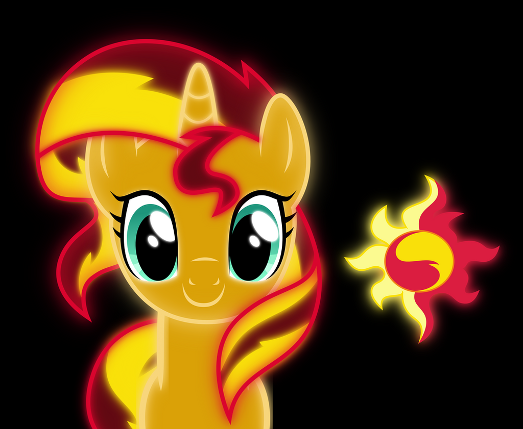 my little pony twilight sparkle and sunset shimmer
