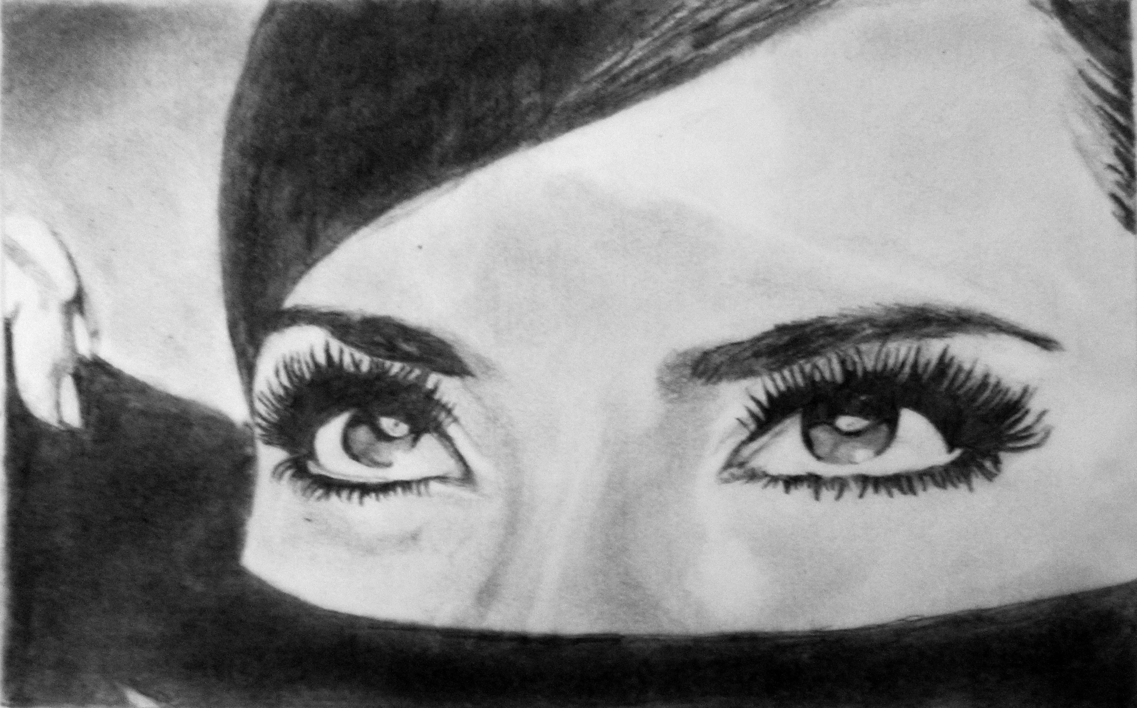 Woman in Naquab by sanmitamaya