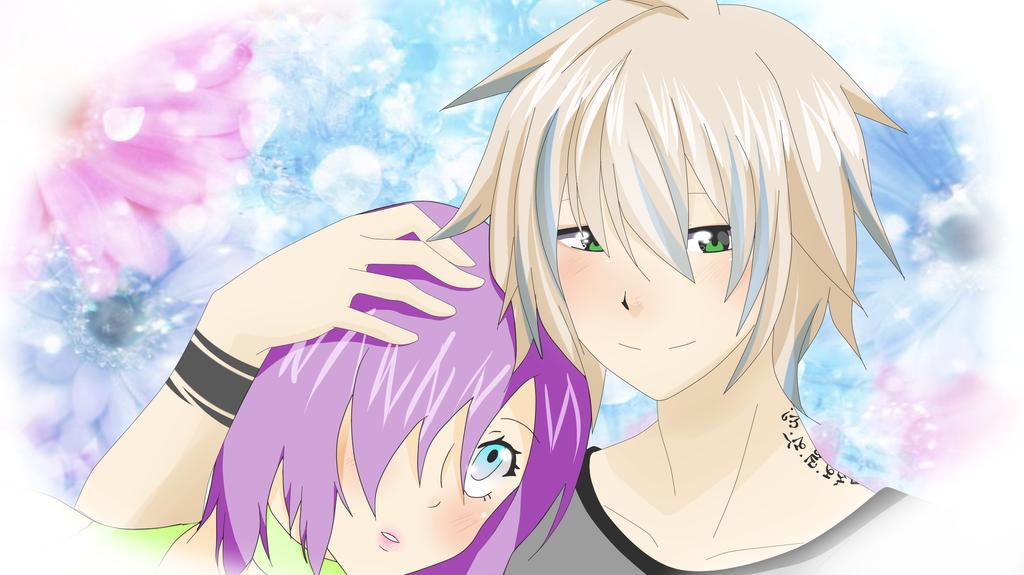 Kyoya and Misaki by Aliceakiyama