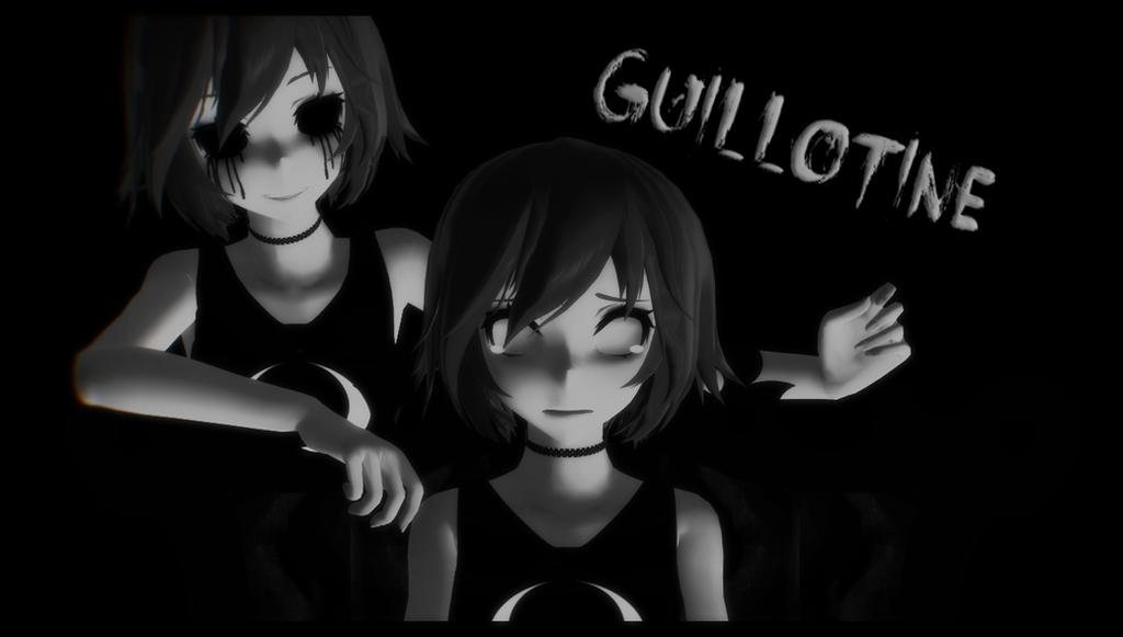 [MMD VIDEO] Guillotine by Aliceakiyama