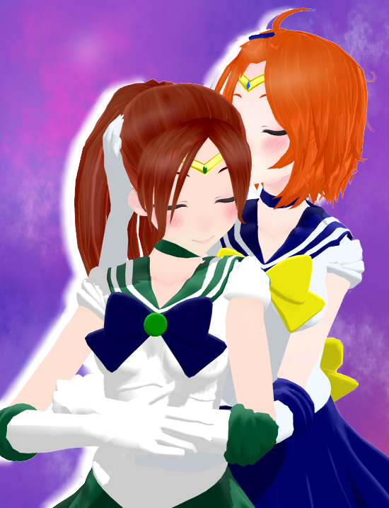 [Speed Picture] A sweet kiss ~ by Aliceakiyama