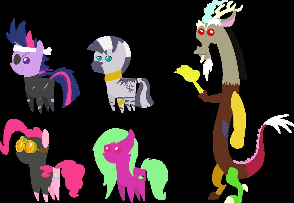 Pony pack 9